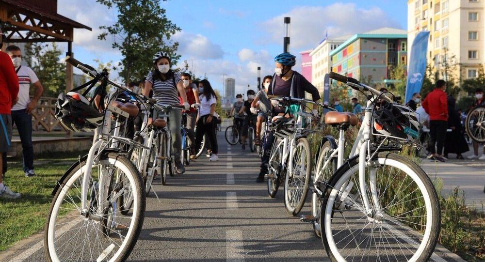 bisiklet - İstanbul