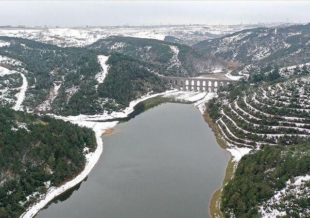 İstanbul'daki barajların doluluk oranları