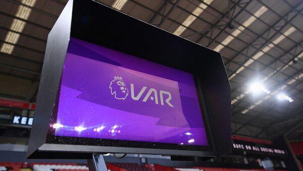 VAR (Video Yardımcı Hakem/Video Assistant Referee) - Sputnik Türkiye