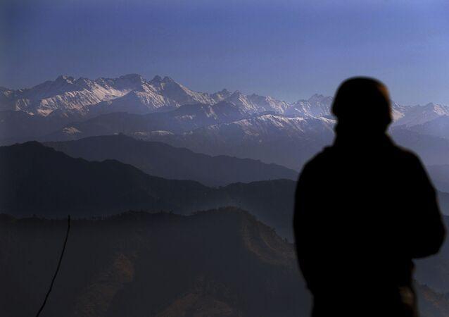 Hindistan, Himalayalar