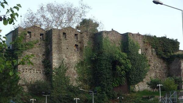 700 yıllık kale miras kaldı - Sputnik Türkiye