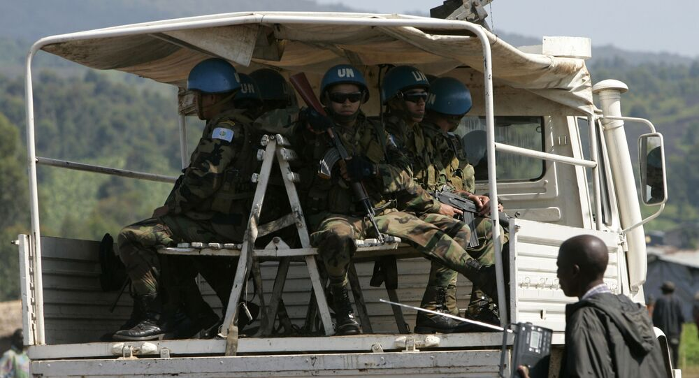 BM Konvoyu, Kongo