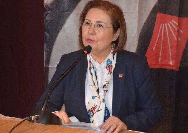 CHP Aydın Kadın Kolları Başkanı Ayşe Özdemir