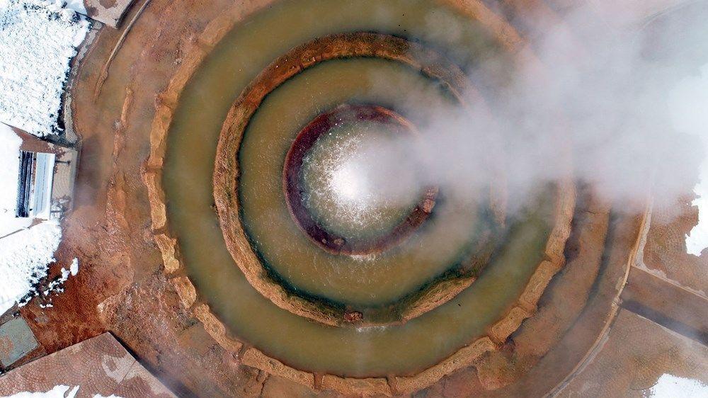 Kaplıca suyunda yüksek miktarda bulunan kükürtten dolayı sarı renkli tortu oluşan ve bu nedenle Altınkale adını alan bölge, Sivas'ta turizme ayrı bir boyut kazandırdı.