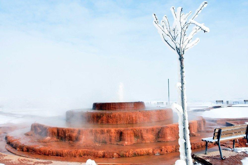 Altınkale, kış mevsiminde farklı özellikleri ile ön plana çıkmaya başladı.