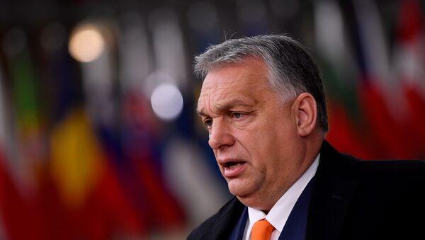 Viktor Orban - Sputnik Türkiye