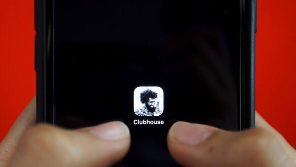 Clubhouse - Sputnik Türkiye