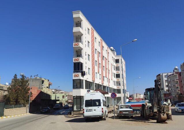 Mardin, ip bina