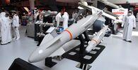 BAE'li savunma şirketi Halcon'un geliştirdiği Thunder-4 füzesi