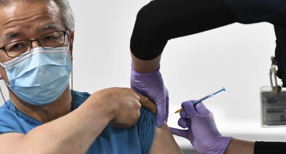 Japon analist Sputnik V aşısının etkinliğini kabul etti