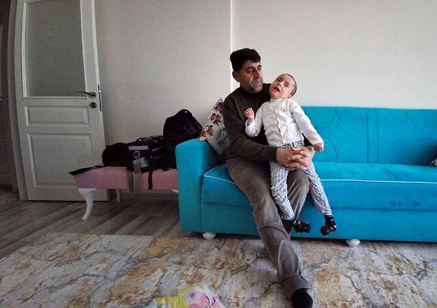 Bingöl'ün Genç ilçesinde yaşayan Abdullah ve Nihal Ortak çiftinin oğlu