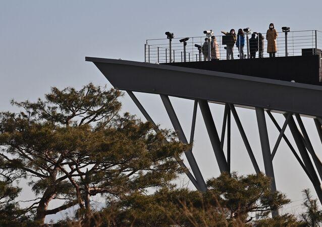 Kuzey Kore- Güney Kore sınırı