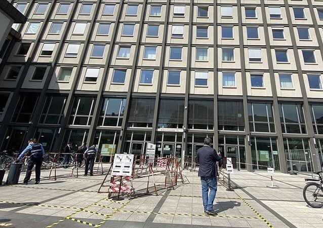 Almanya'da Koblenz Eyalet Yüksek Mahkemesi
