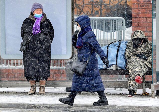 Rusya'da vaka sayısı bugün de 12 binin altında