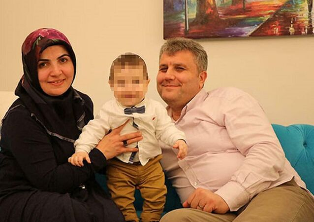 Fatma Kalkan ve Mehmet Kalkan'