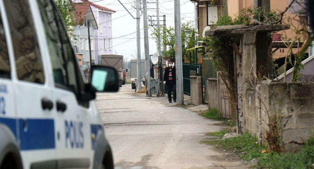 Sakarya'da 68 yerleşim biriminde 476 kişi karantina altında