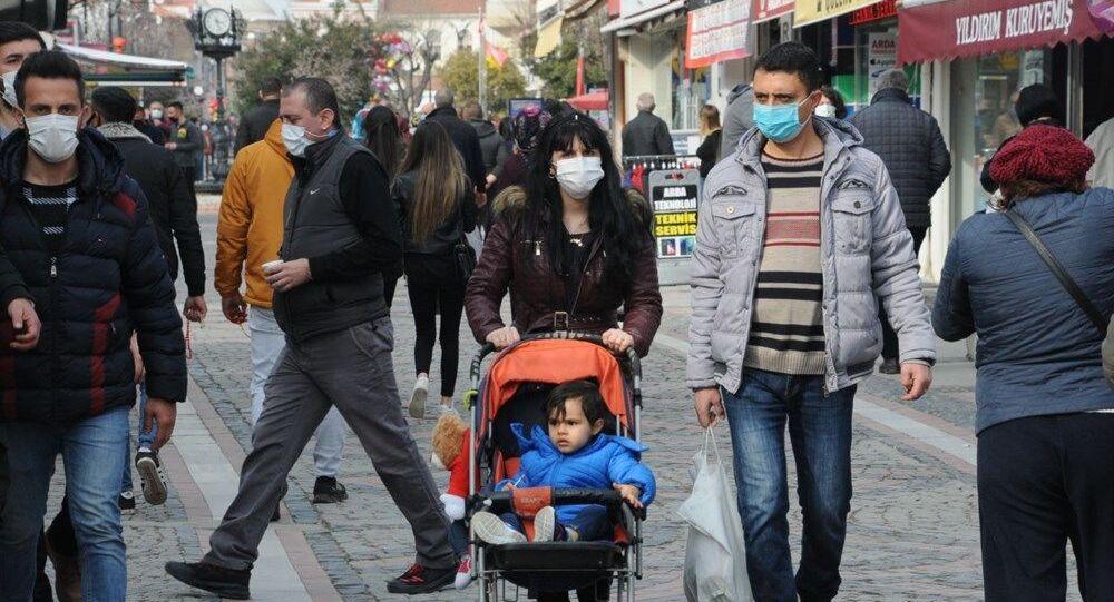 Trakya, koronavirüs, maske, sokak