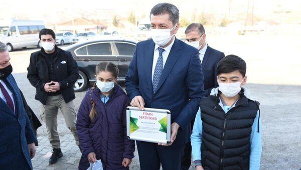 Ziya Selçuk - Sputnik Türkiye