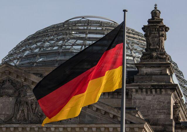 Almanya parlamento binası