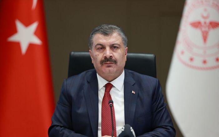 Sağlık Bakanı Fahrettin Koca, Koronavirüs Bilim Kurulu toplantısının ardından açıklamalarda bulundu.