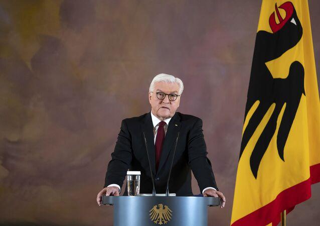 Almanya Cumhurbaşkanı Steinmeier