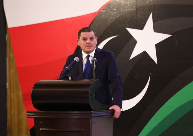 Libya Başbakanı Abdulhamid Dibeybe