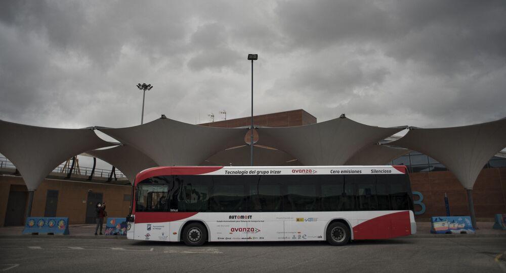 Malaga- Otobüs