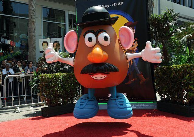 Bay Patates Kafa