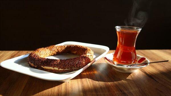 Çay simit / açlık sınırı - Sputnik Türkiye