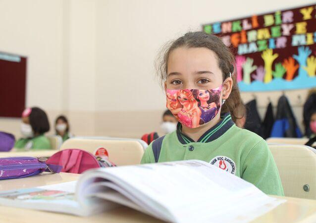 Sivas'ta okullarda yüz yüze eğitim
