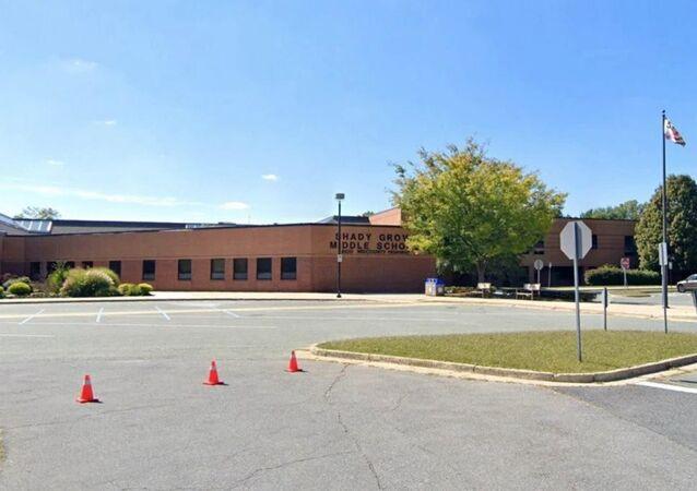 Maryland - Shady Grove Ortaokulu