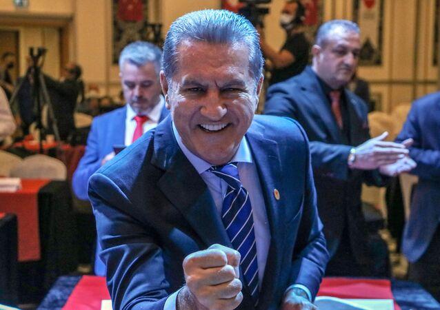 Türkiye Değişim Partisi (TDP) Genel Başkanı Mustafa Sarıgül
