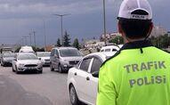 Trafik, Araçta maske, Trafik kontrolü