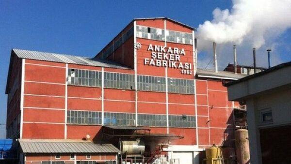 Ankara Şeker Fabrikası - Sputnik Türkiye