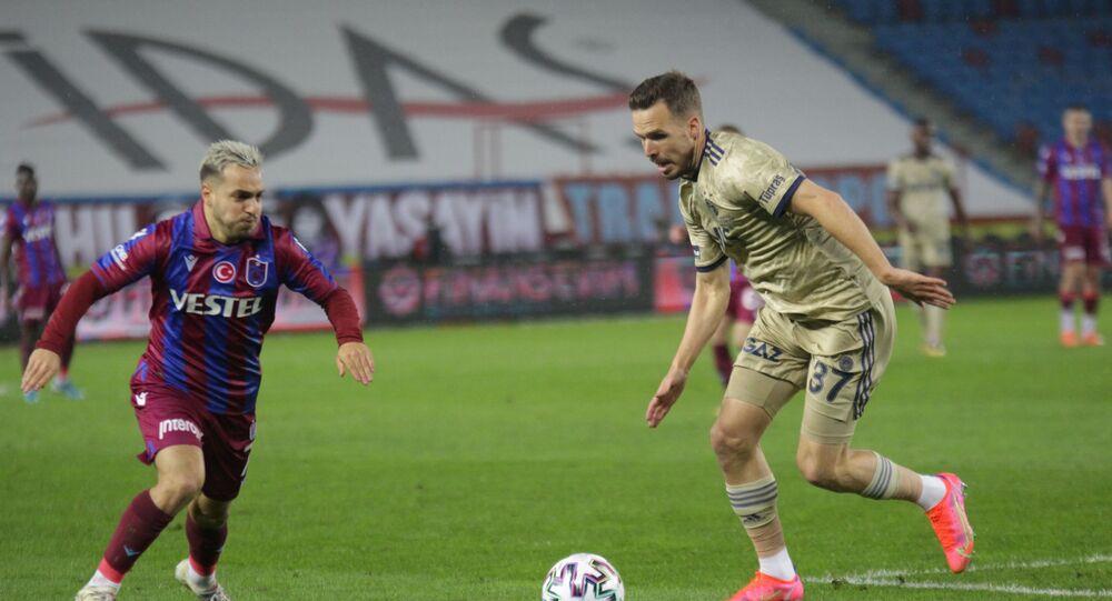 Süper Lig'in 27. haftasında Trabzonspor, sahasında karşılaştığı Fenerbahçe'ye 1-0'lık skorla mağlup oldu.