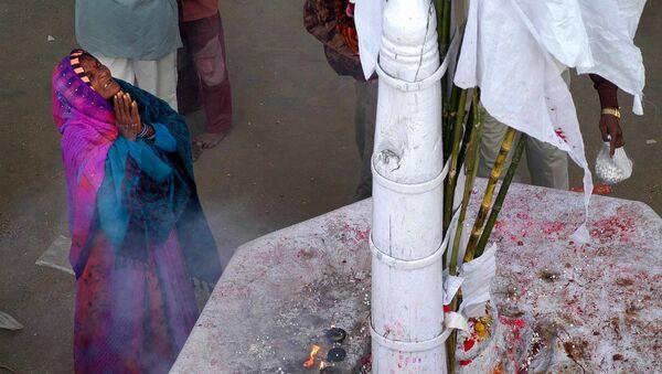 Şeytan çıkarma ayini, Sri Lanka, Hindistan - Sputnik Türkiye