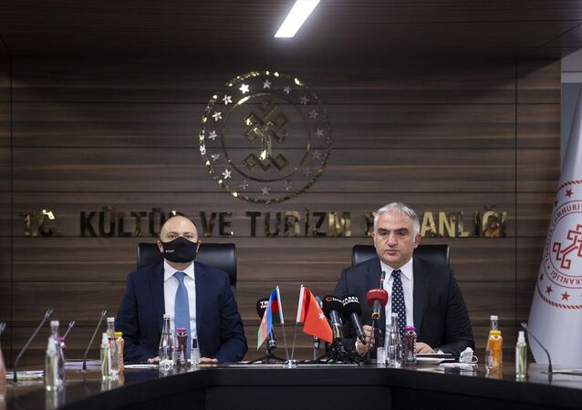 Türkiye-Azerbaycan 1. Kültür Karma Komisyon Toplantısı