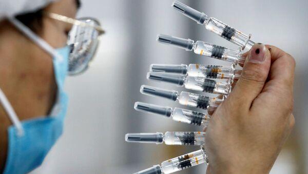 Koronavirüs aşısı, Çin aşısı, Çin'de aşılama, Sinovac aşısı - Sputnik Türkiye
