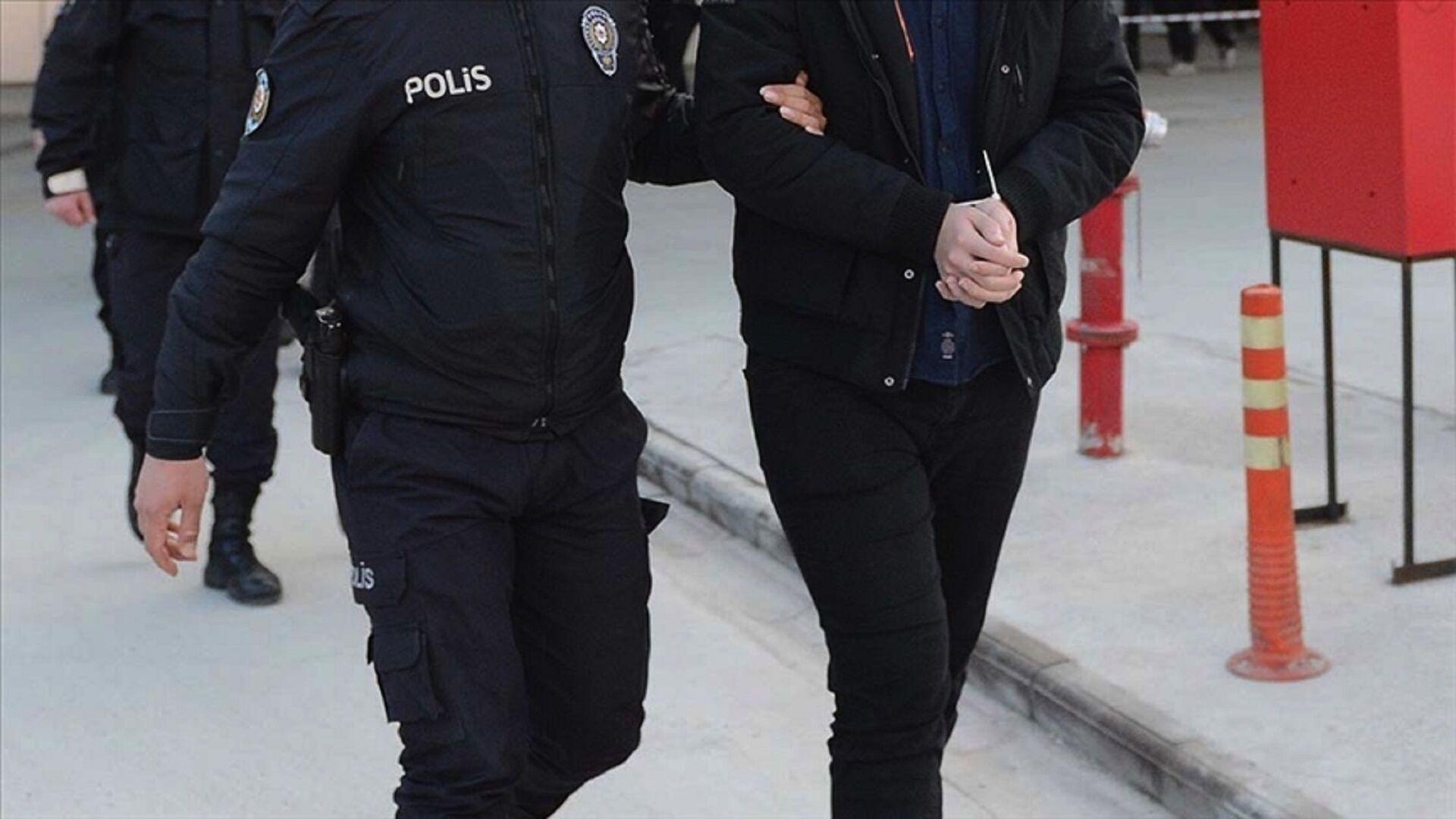 gözaltı - tutuklama - Sputnik Türkiye, 1920, 13.04.2021