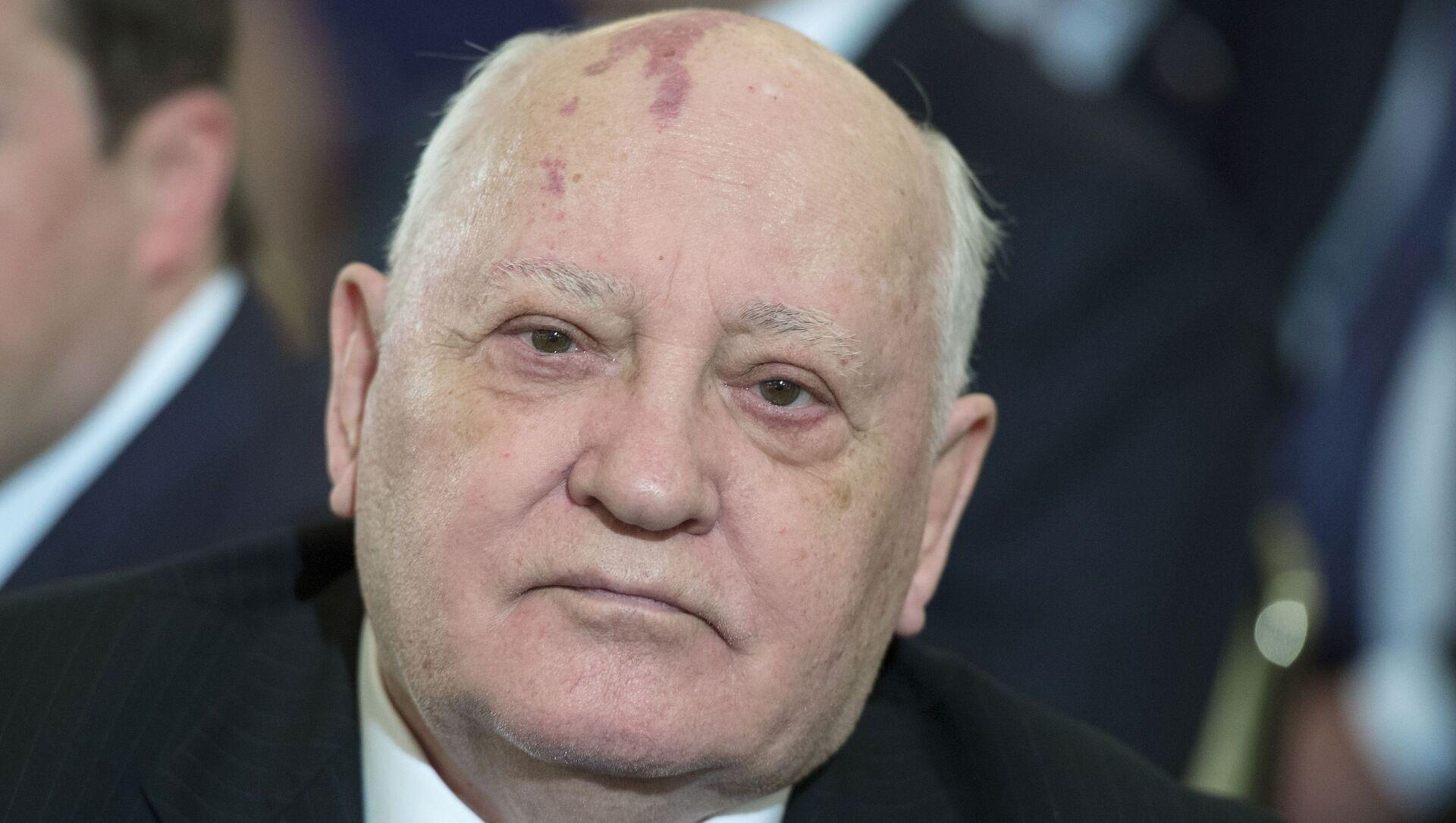 Mihail Gorbaçov  - Sputnik Türkiye, 1920, 31.07.2021