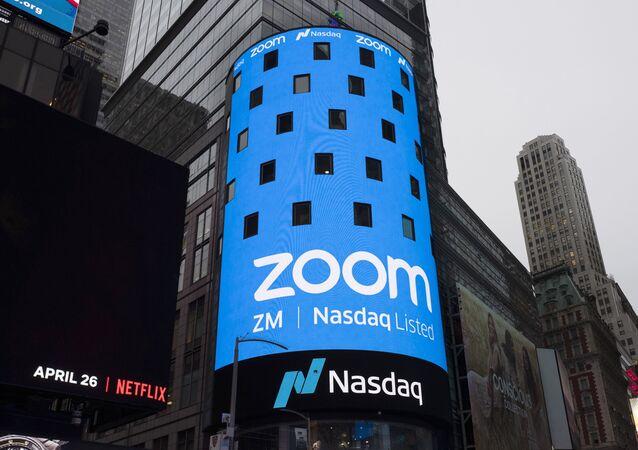 Zoom, salgın döneminde rekor gelir elde etti