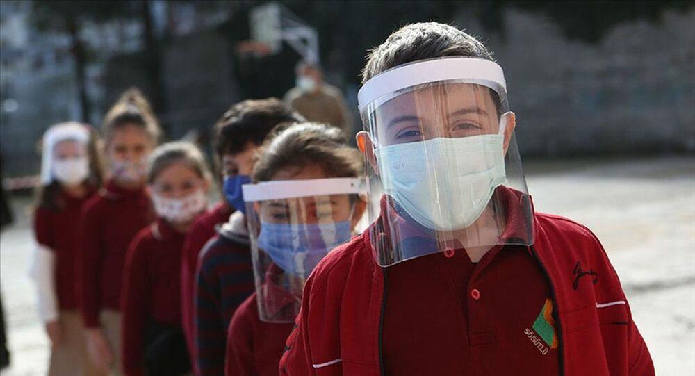 Yüz yüze eğitim, Koronavirüs ve eğitim, İlkokullar