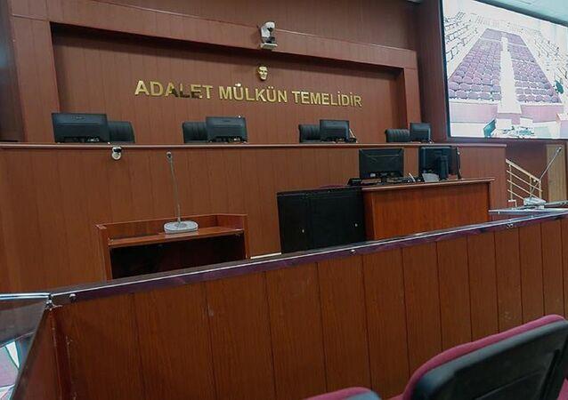 Mahkeme, yargı , dava