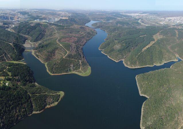 Alibeyköy Barajı, İstanbul