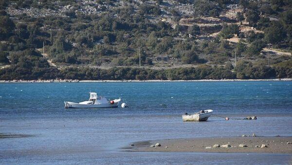 Çeşme, sahil, deniz - Sputnik Türkiye