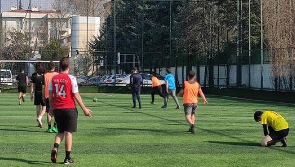 Halı saha - Sputnik Türkiye
