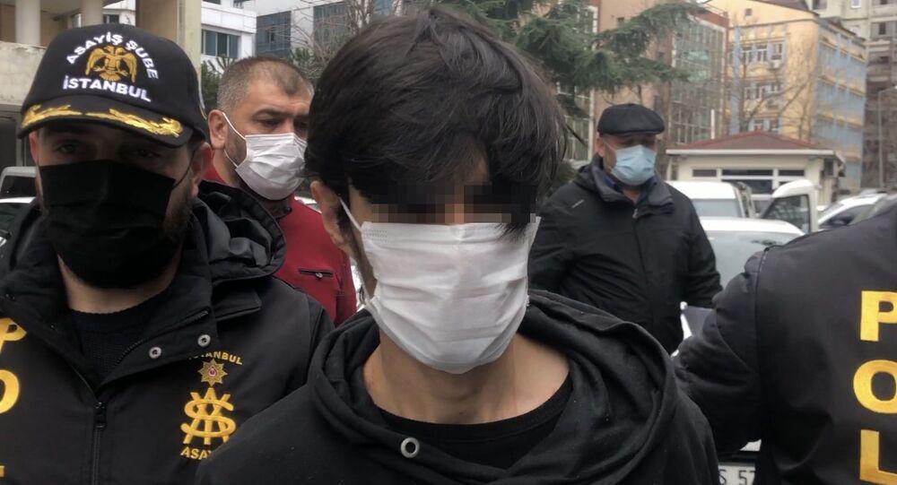 Şişli'de 6 kişiyi yaralayan saldırgan