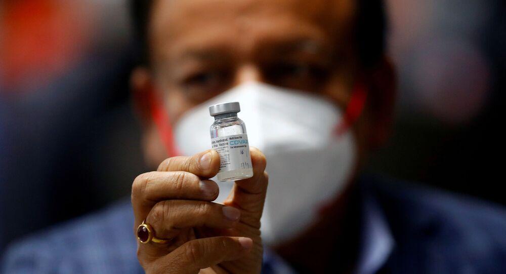 Hindistan'ın Covaxin aşısı