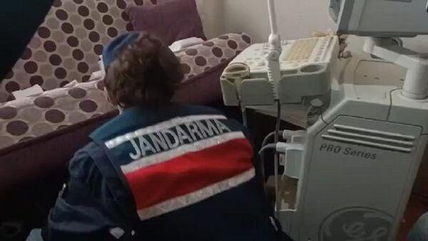 Evde kürtaj  - Sputnik Türkiye