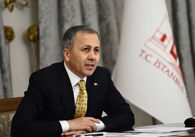 İstanbul Valisi Ali Yerlikaya, İçişleri Bakanlığının Dinamik Denetim Süreci konulu genelgesi kapsamında yarın kent genelinde denetimlere başlanacağını duyurdu.